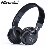 Noise Cancelling Wireless Bluetooth Foldable Headset Headphone Earphone With Mic Handsfree For IPhone 6 Black And