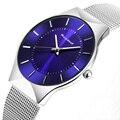 Readeel WatchesTop Marca Mulheres Relógio de Luxo de Aço Inoxidável Dos Homens Analógicos Sports Relógios de Quartzo Homens Relógios De Pulso Relogio feminino