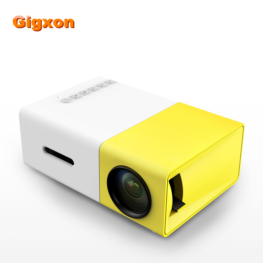 Portable G19 LCD Projector 400-600LM 320 x 240 Pixels HDMI USB Mini Projector Home Cinema Media Player EU PLUG for sale