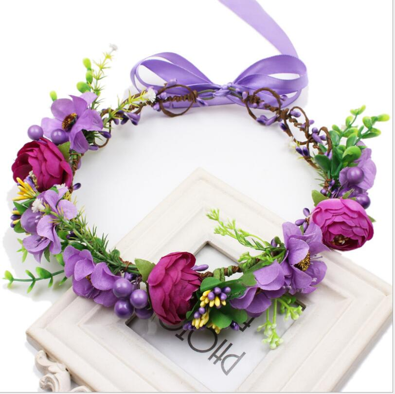 wedding accessories flowers bride