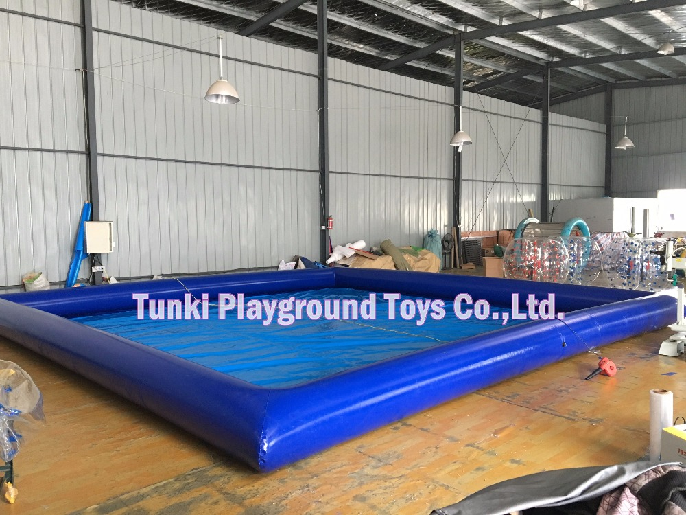 6*8*0.5m inflatable water pool