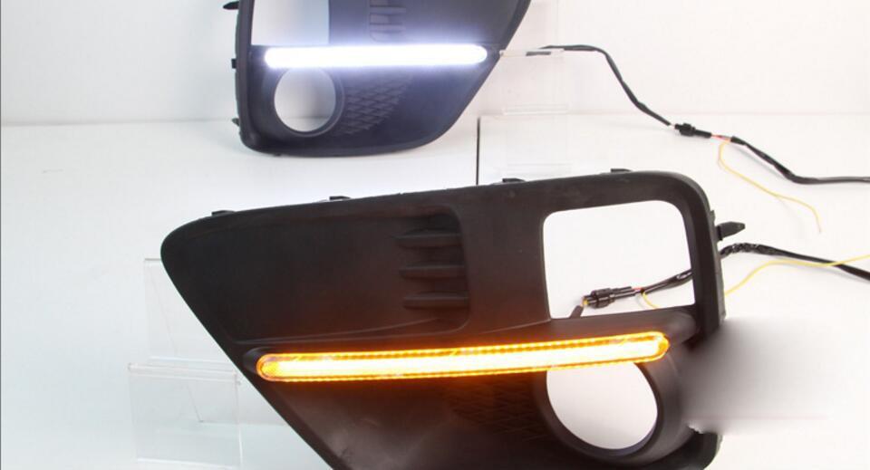 Car-styling,WRX day light,2015 2016 2017,LED,Free ship!2pcs,XV,Tribeca,Legacy,WRX fog light,IMPREZ,LEGACY,Forester,outback 4pcs original original crankshaft sensor position sensor 22056aa140 j5t24091 for 2004 wrx sti legacy forester outback genuine