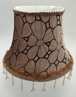 NEW Lampshade for table lamps Lace Abstract simple Pattern Textile Fabrics Fashionable lamp shade