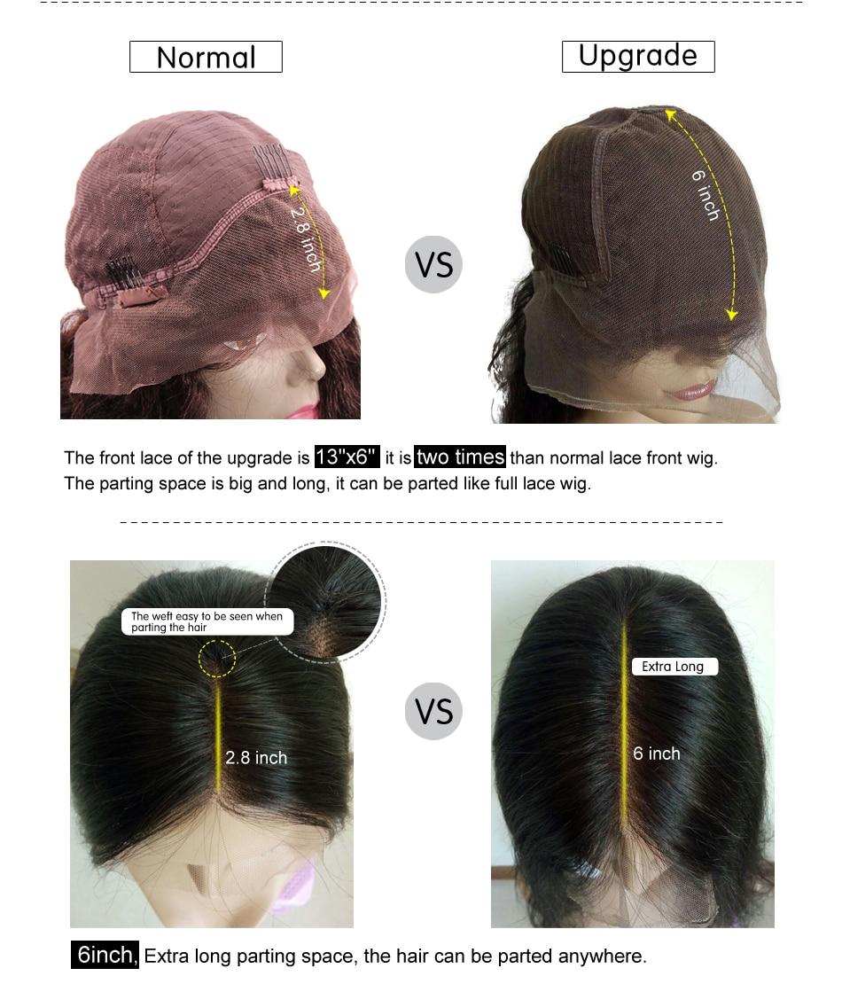 13x6 lace front wig cap
