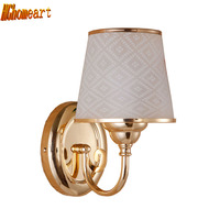 LED Outdoor Wall Lamps 110v 220v E27 Indoor Double Head With Switch 7W Wall Light Single