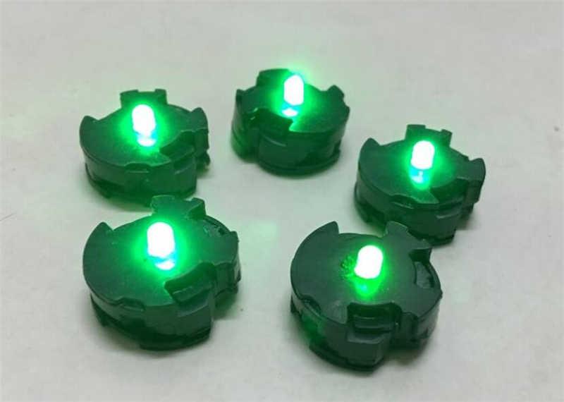 5x LED Green Light Common for MG GN-X 00Q 00R Assembled Gundam Model Robot
