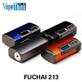 Original Sigelei Fuchai 213 Box Mod 10w-213W 0.1-3.0ohm Fuchai 213w TC Mod Electronic Cigarettes Fuchai 213