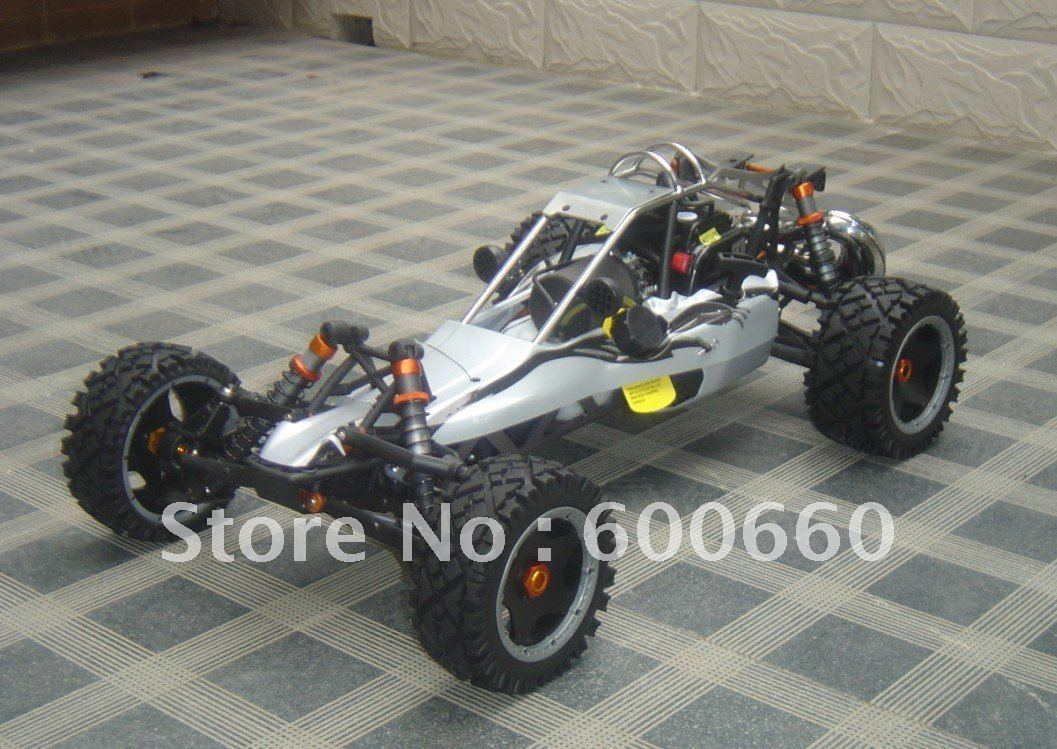 baja rc car 26cc