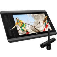 XP-Stift Künstler 12 Grafiken tablet Zeichnung Tablet Zeichnung Monitor 1920X1080 HD IPS mit Verknüpfung Tasten und touch Pad (+ P06)