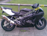 Hot venda, Para Kawasaki Ninja ZX 7R 1996 1997 1998 1999 2000 2001 2002 2003 ZX-7R ZX7R 96 - 03 carroçaria moto carenagem set