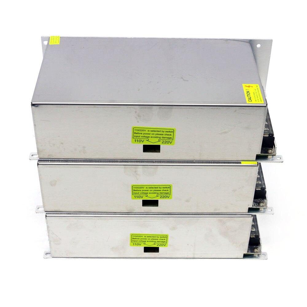 Led-schaltnetzteil Ac zu Dc 12 v 24 v 48 v für Beleuchtung Fahrer 1000 watt DC Konstante spannung Einstellbar Netzteil 12 v