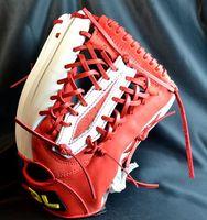 Горячее предложение! Мужские и женские спортивные Бейсбольные перчатки из натуральной кожи, бейсбольные перчатки из воловьей кожи, спортив
