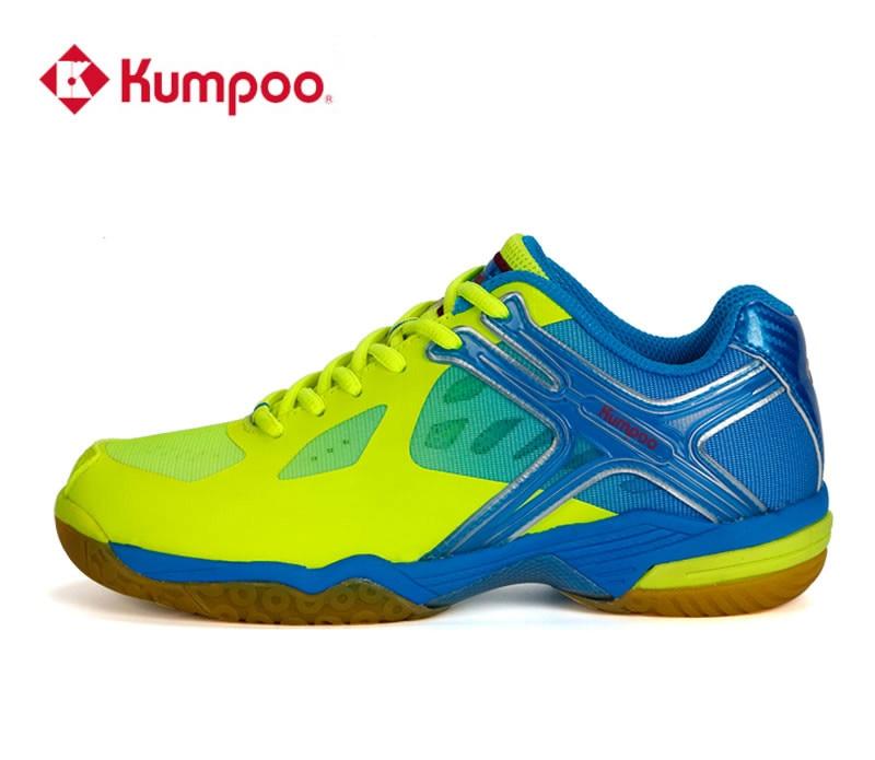Respirável Kumpoo E Mulheres Equilíbrio Sneakers Amortecimento Leves 169 Para Unisex Kh Homens Badminton Sapatos Antiderrapante Amarelo razwxIaA