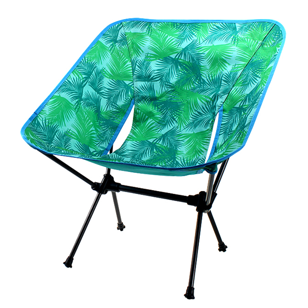Outdoor Folding Camping Chair Travel Ultralight Camp Chairs A Storage Bag Heavy Duty 330lbs Portable Beach Hiking Picnic Seat