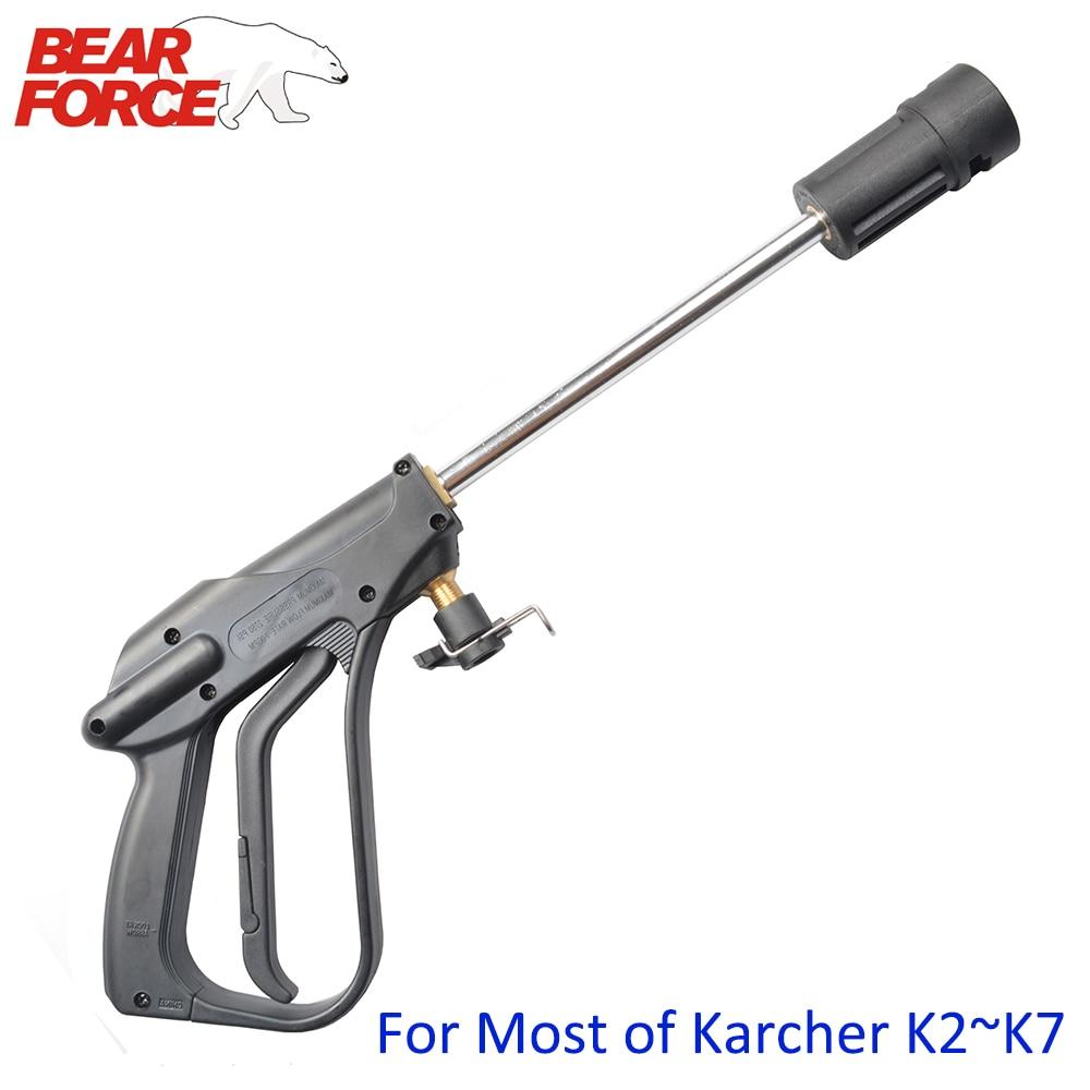 High Pressure Washer Car Washer Water Spray Gun Pistol For Most Of Karcher K-series High Pressure Washers