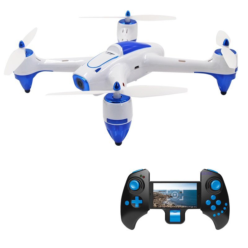 Newest XBM-55 Quadcopter With WIFI Camera Headless model RTF 3D Remote Control Helicopter gift Children VS JJRC H9D Drone jjr c jjrc h43wh h43 selfie elfie wifi fpv with hd camera altitude hold headless mode foldable arm rc quadcopter drone h37 mini