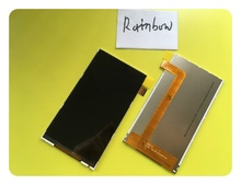 Wyieno For Wiko Rainbow LCD Display Screen Replacement Parts NOT Sensor Panel ; With Tracking Number
