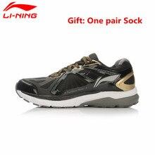Li-Ning Men's Smart Summer Running Shoes Stability Male Sneakers Sport Mans Shoe zapatillas running hombre ARHL043 buty sportowe