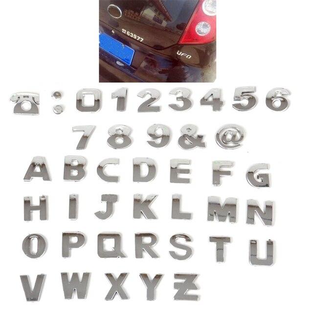 volkswagen наклейки буквами хром