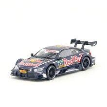 РМЗ город/1:43 Масштаб/Diecast игрушки модель/DTM M4 супер спортивного гоночного автомобиля/Набор для обучения/подарок для детей