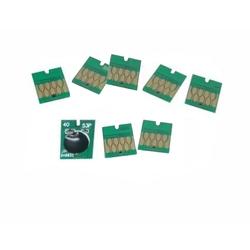 Vilaxh T3240 T3241 T3242 T3243 T3244 T3247 T3248 T3249 Auto Resetter czip do urządzeń firmy epson Surecolor P400 drukarka z chipem