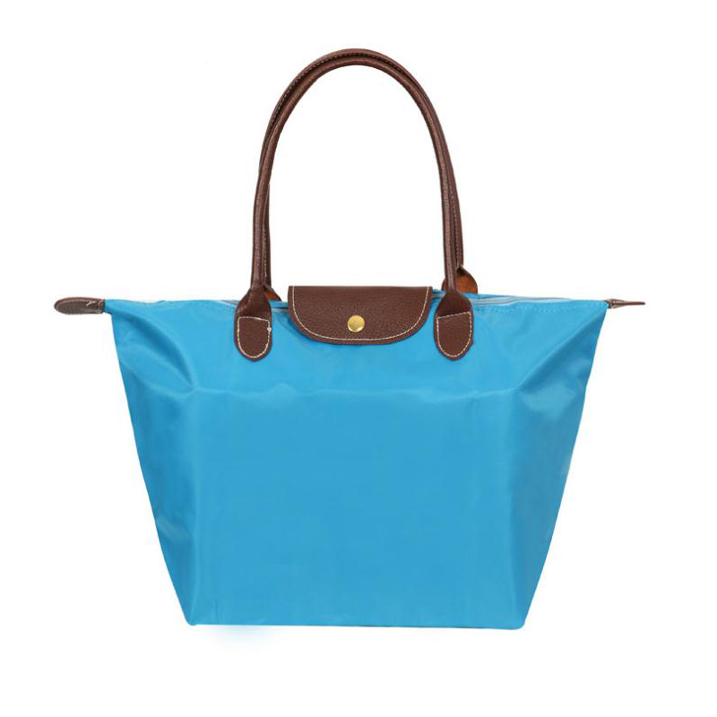 Aliexpress.com : Buy High quality nylon dumplings package tote bag ...