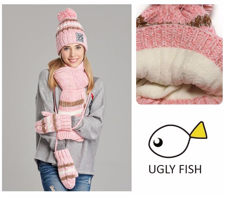 hat scarf glove set (7)