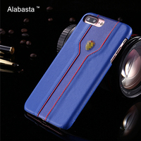 For Iphone 6 6s 4 7 Case PC Frame Back Case Luxury Cover PU PC Clear