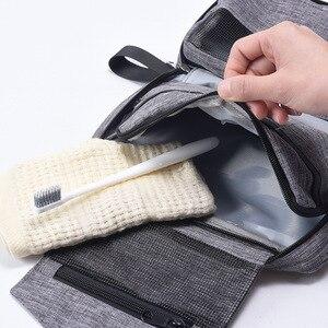 Image 3 - Multi Funzione Sacchetto Di Immagazzinaggio Hanging Organizer Da Viaggio Impermeabile Dei Bagagli Portatile Organizzatore Bagno di Cortesia Cosmetici Sacchetti di Trucco