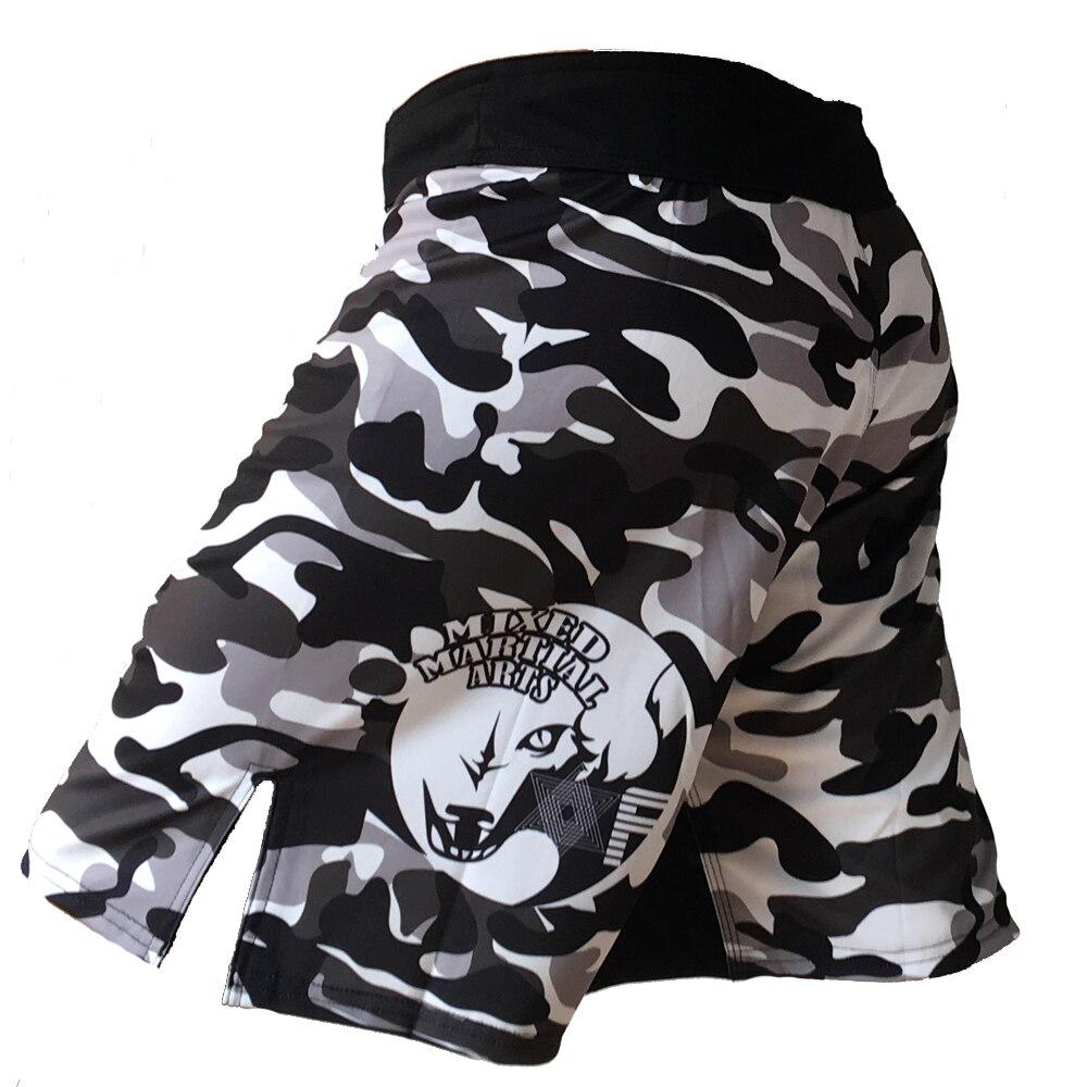 ММА шорти удар бокс муай тай шорти - Спортивний одяг та аксесуари - фото 4