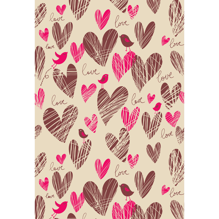 Custom Vinyl Cloth Love Hearts Pattern Wallpaper Photography Backdrops For Newborn Wedding Photo Studio Portrait Backgrounds In Background From Consumer