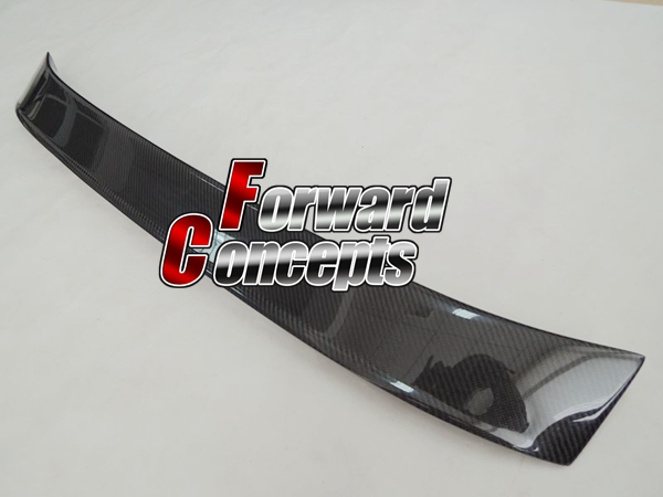 FOR CARBON FIBER 89 95 E34 5 SERIES REAR WING TRUNK SPOILER in Spoilers Wings from Automobiles Motorcycles