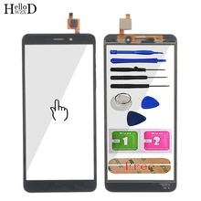 Mobile Touch Screen TouchScreen For Cubot Nova Touch Panel Touch Screen Digitizer Sensor For Cubot Nova Phone Tools + Adhesive