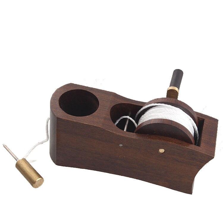 Sporting 6,7 M Holz Hand Carpenter Sink Marker Tinte Brunnen Carpenter Der Tinte Box W167 Werkzeuge