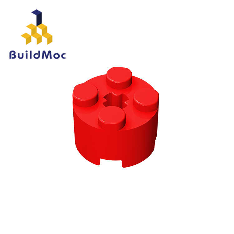 BuildMOC Compatible For lego  6143 3941 2x2 For Building Blocks Parts DIY Educational Creative gift Toys