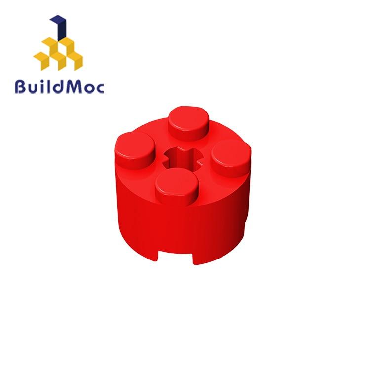 Construcdmoc Compatible pour lego 6143 3941 2x2 pour blocs de construction pièces bricolage éducatif créatif cadeau jouets (lot de 10)