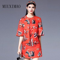 2018 Spring New Arrival Three Two Piece Suits Autumn Women S Sets O Neck Full Sleeve