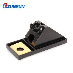 Image 5 - 8586 700 Вт 110 В/220 В 700 Вт Qsunrun 2 в 1 SMD паяльная станция, сварочный паяльник, набор инструментов для распайки печатных плат и микросхем