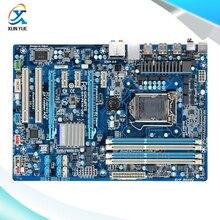 Gigabyte GA-P67A-UD3 Original Used Desktop Материнских Плат P67A-UD3 P67 LGA 1155 ATX i3 i5 i7 DDR3 32 Г SATA3