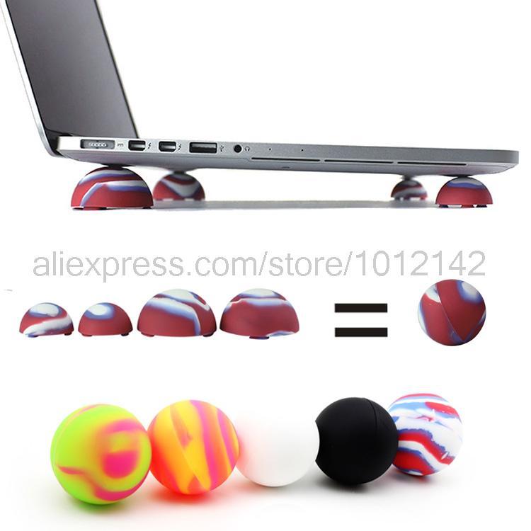 צבעים מחשב נייד נייד קירור Cooler לעמוד - אביזרים למחשב נייד