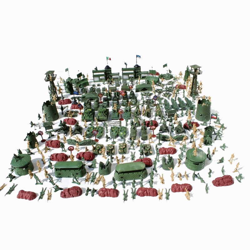 428 PCS ! 5cm Soldier Parts & Components World War II Corps Military Model Cross Fire Toy Boys Birthday Gifts Action Figure
