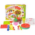 DIY Malleable Fimo Polymer Modeling Clay Playdough Tools Soft Blocks Plasticine playdough set