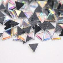 200pcs 6x6mm ab Crystal Hotfix Rhinestones Flatback Stones And Crystals Strass Rhinestone Crafts Iron on Rhinestones For Clothes цены