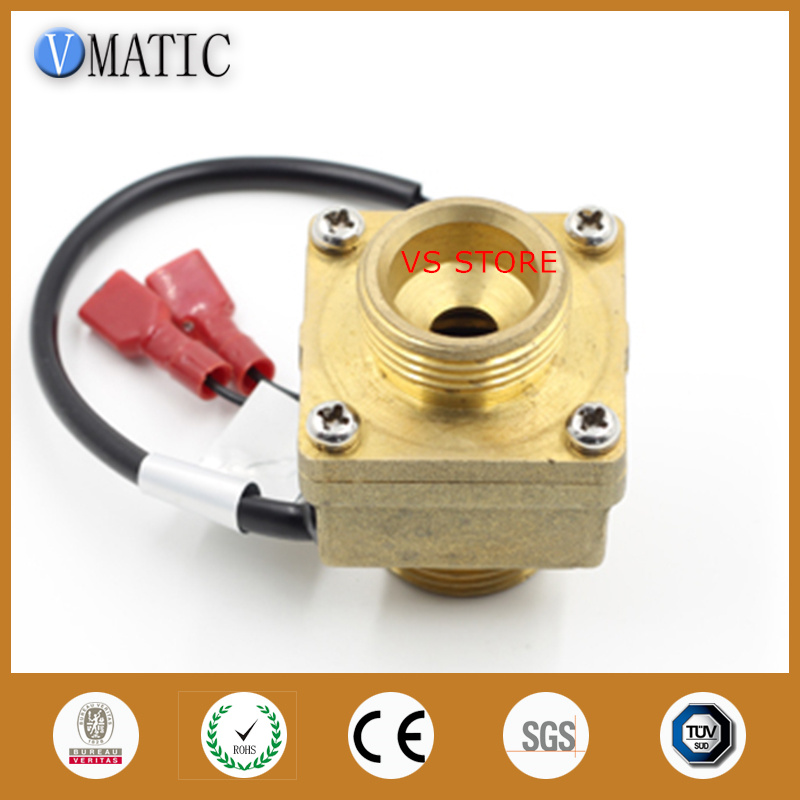 Vertical /horizontal Magnetic Water Sensor Flow Switch цена