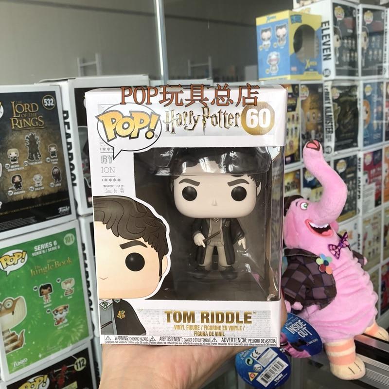Exclusif FUNKO POP Officielles Films: Harry Potter-Tom Énigme Vinyle Action Figure Collection Jouet avec la Boîte Originale