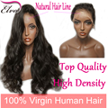150% density full lace human hair wigs Loose Wave Lace Front human hair wigs For Black Women Glueless Front lace wigs baby hair