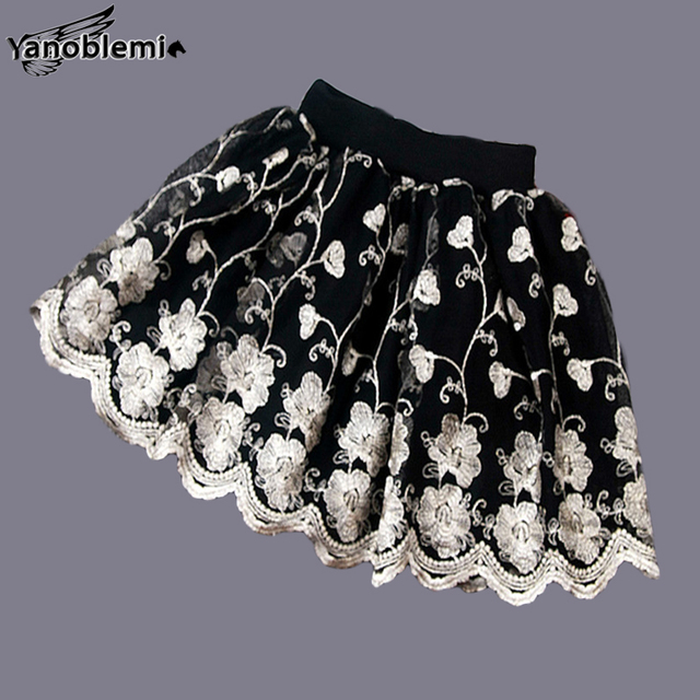 New Fashion Girls Brand Tutu Skirts Baby Childrens Printing Lace Pettiskirts Kids Dancing Party Performances Princess Clothing