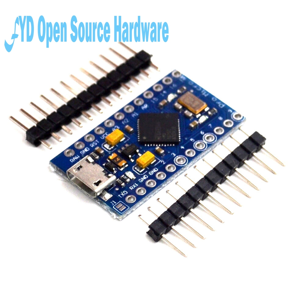 1pcs-pro-micro-atmega32u4-5v-16mhz-replace-atmega328-for-font-b-arduino-b-font-pro-mini-with-2-row-pin-header-for-leonardo-mini-usb-interface