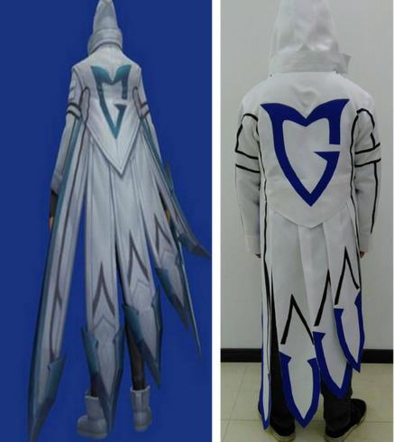 free shipping halloween game lol cosplay costume lol talon cosplay