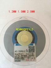 Nowa data ACF AC 7246LU 18 taśma do naprawa ekranów LCD 1.2/1.5/2.0mm * 10m/25m/50m oryginalny LCD anizotropowy przewodzący ACF Film